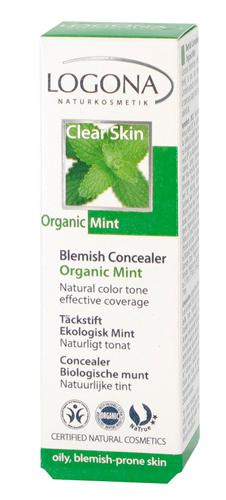 Concealer stick με φασκόμηλο & μέντα ΒΙΟ (στο χρώμα του δέρματος)