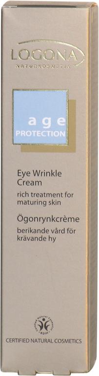 κρέμα ματιών (πλούσια θεραπεία για ξηρά, ευαίσθητα δέρματα)